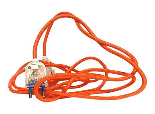 Schlauchleitung rund Kabel