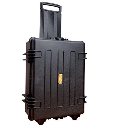 Bahco 4750RCHDW02 - Maleta Rigida Hd Con Ruedas 53L 60X37