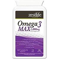 Ad alta resistenza Omega 3 MAX olio
