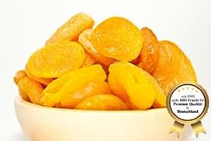 """Aprikosen - apricot - abricot - albaricoque - albicocca - ungezuckert - eine wahre Vitamin Bombe - """"Premium Qualität"""" - 1001 Frucht - EXCLUSIVE - Nüsse - Trockenfrüchte - Gewürze - 1Kg"""