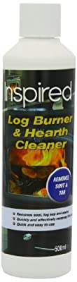 Mcklords Inspired Log Burner and Hearth Cleaner 500 ml