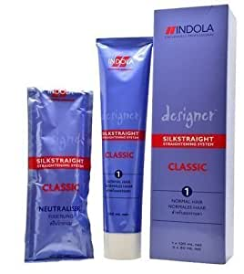 Indola Silk Straight System Classic Normal Hair No.1