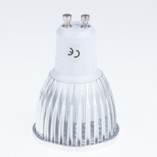 Konesky 9W GU10 LED COB Foco Bombilla Lámpara regulable Ahorro de energía...