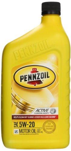 pennzoil-550035002-6pk-sae-5w-20-motor-oil-api-gf-5-1-quart-pack-of-6-by-pennzoil