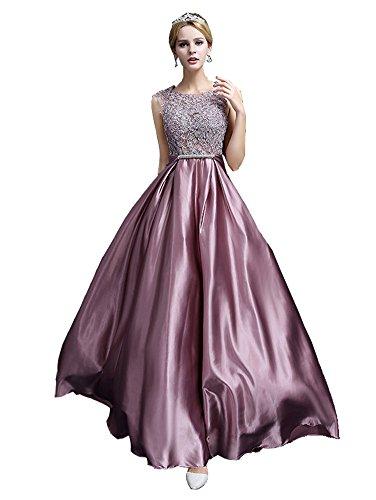 Beauty-Emily Abendkleider Quinceanera Teenager Chiffon Neue Model Taft Bowknot V Rückenfrei Strass...