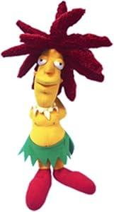 United Labels 1000396 - Peluche Los Simpsons (PELUNI022) - Peluche Actor Secundario Bob (30 cm)
