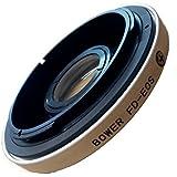 Bower Corps Plat à partir de Canon EOS vers Canon FD Abeos