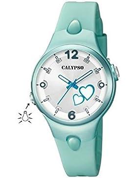 Uhr nur Zeit Mädchen/Mädchen Calypso by Festina k5746/6