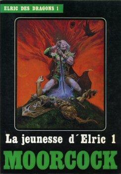 La Jeunesse d'Elric 1 - Elric des Dragons - 1