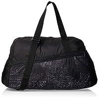 حقيبة دافل Enhanced Active Graphic Grip للنساء من ريبوك DU2788 - اسود