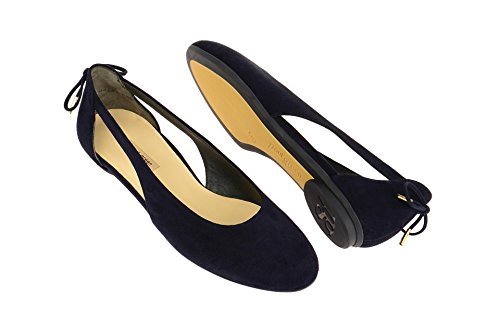 Paul Green 3553-019 Damen Ballerina Blau (Blau)