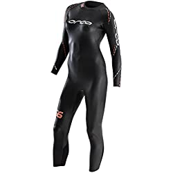 ORCA S6 - Frauen - Schwarz Größe S 2018