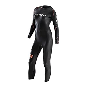 Orca S6 Womens Wetuit Triathlon Wetsuits Nero, Nero, S