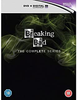 Breaking Bad: The Complete Series [DVD] (B014FDHKSM) | Amazon Products