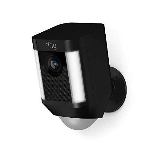 attery - HD Sicherheitskamera mit LED Licht, Sirene und Gegensprechfunktion, Batterie betrieben, s (Outdoor-infrarot-licht)