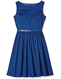 Lindy Bop Audrey Midnight Blue, Robe Femme