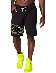 Zumba Fitness Never Stop Dancing Short Homme