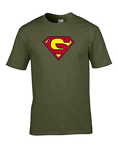 FatCuckoo Herren T-Shirt Grün