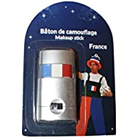 Fiesta Palace - Maquillage France Stick Bleu Blanc Rouge