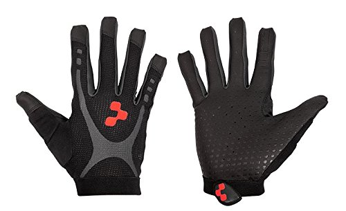 Preisvergleich Produktbild CUBE Handschuhe Race Touch Longfinger black (S)