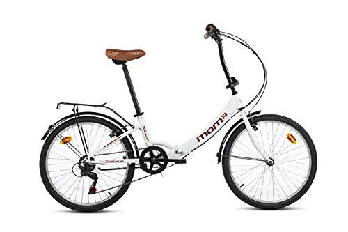 Zoom IMG-1 moma bikes top class blanca
