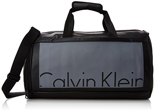 Calvin Klein Cruise Gym, Duffle Bag - Noir (Black/Castlerock), Taille Unique
