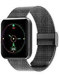 Smartwatches S88 Hombres Mujeres Reloj Inteligente Reloj Inteligente Pasómetro Actividad Fitness Frecuencia Cardíaca Deportes Reloj Inteligente