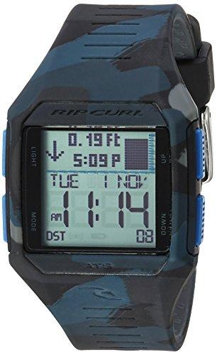 Rip Curl A1130-CMO - Reloj de Pulsera Hombre, Poliuretano, Color