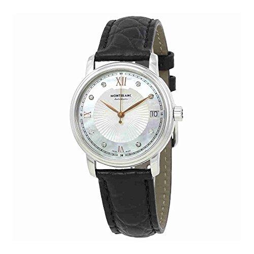 Montblanc Damen Automatik Uhr Typ Tradition 114957