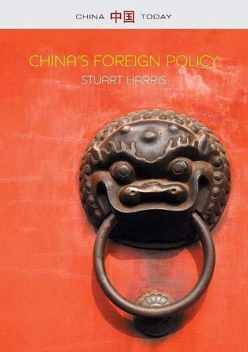 China's Foreign Policy (China Today) por Stuart Harris