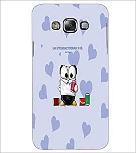 PrintDhaba Quote D-5548 Back Case Cover for SAMSUNG GALAXY GRAND 3 (Multi-Coloured)
