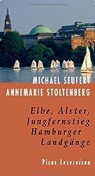 Elbe, Alster, Jungfernstieg: Hamburger Landgänge