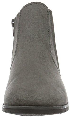 Softline Damen 25373 Chelsea Boots Grau (Graphite 206)