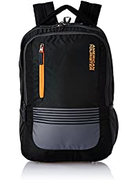 American Tourister 32 Ltrs Black Laptop Backpack (AMT AERO LAPTOP BKPK 01 -BLACK)