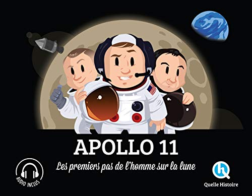 Apollo 11: Les premiers pas sur la Lune