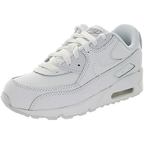 Nike Air Max 90 (PS) Zapatillas de running, Niños