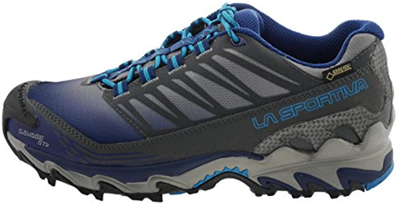La Sportiva Savage - Zapatillas para correr en montaña para hombre azul azul