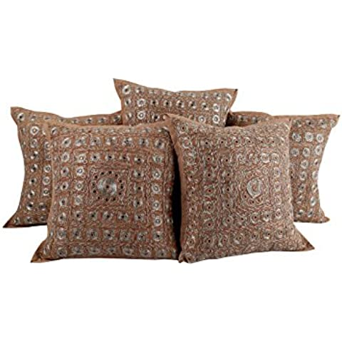 Indiano Brown Set di 5 Living Room