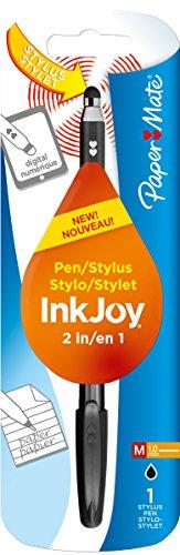 paper-mate-inkjoy-stylus-ball-pen-medium-tip-10mm-black