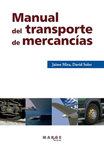 Manual del transporte de mercancias epub