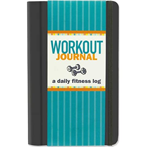 Workout Journal: A Daily Fitness Log