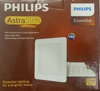 Buy Philips Astra 15 Watt Square Led Panel Online At Low