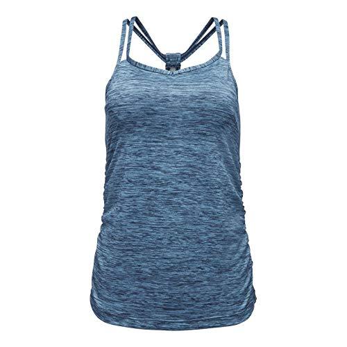 Black Diamond Six Shoother Tank Women - Ink Blue (Tshirt Blue Diamond)