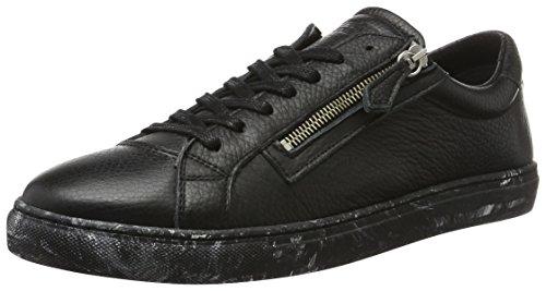 Tommy Hilfiger L2385oop 1a, Sneakers Basses Homme Noir (Black 990)