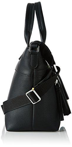 Calvin Klein Damen Ch4rly Medium Tote, 14 x 24 x 25 cm Black