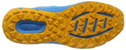 Viking Apex Ii Gtx Herren Traillaufschuhe Blau (Blue/Sun 3572)