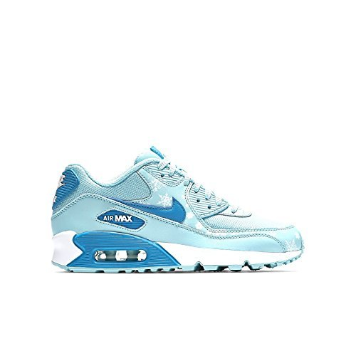 Nike Air Max 90 Prem Mesh-Gs, Copa / Blue Lagoon-wei�, Jugend-Grö�e 6 (Mesh-jugend Nike)