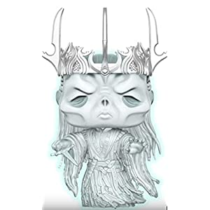 Funko POP! Lord of The Rings: Twilight Ringwraith - Glow In The Dark Vinyl Figure 449 NEW