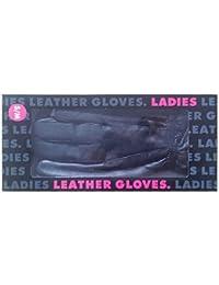 Lot de 2–Boîte de mode gants de conduite en cuir rembourré doux, l'hiver