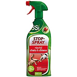 Provence Outillage Stop Spray - Repelente de Perros y Gatos